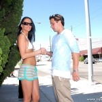 Skinny Hottie Jennifer Dark Gets Her Cameltoe Fucked on the Patio 01