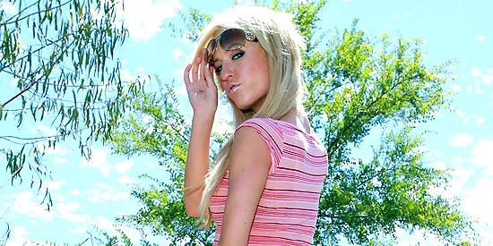 Victoria White Looks Like a Model and Fucks Like a Pornstar