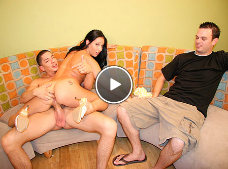 Amateur Girlfriend Alexa Jordan Gets Paid to Fuck a Stranger Porn Videos