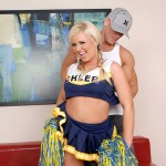 Naughty Andi Heart is the Perfect Naughty Cheerleader 01