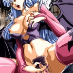 Wickedly Hot Hentai Babes Cast their Spell 02
