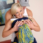 Naughty Andi Heart is the Perfect Naughty Cheerleader 03