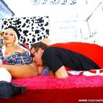 Sexy Blonde Teen Kylee Reese Sucks Cock & Popsicle 05