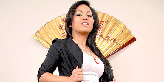 Petite Little Asian Firecracker Lana Violet Takes Hard Fucking
