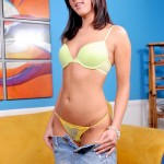 Nasty Teen Deena Daniels Get Her Cute Face Splattered with Jizz 02