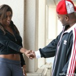 Busty Black Ghetto Slut Erica Vuiton Gets Pimped and Fucked 01