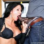 Horny Big Tit Brunette MILF Kendra Secrets Fucks Black Cock 08